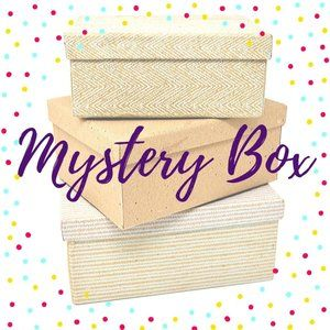 Mystery Box Bundle of 7 Pieces Women's Size S